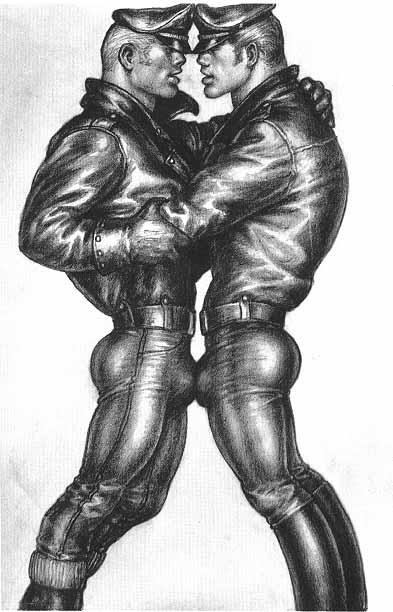 Leather Dads vs. Kinky Boys