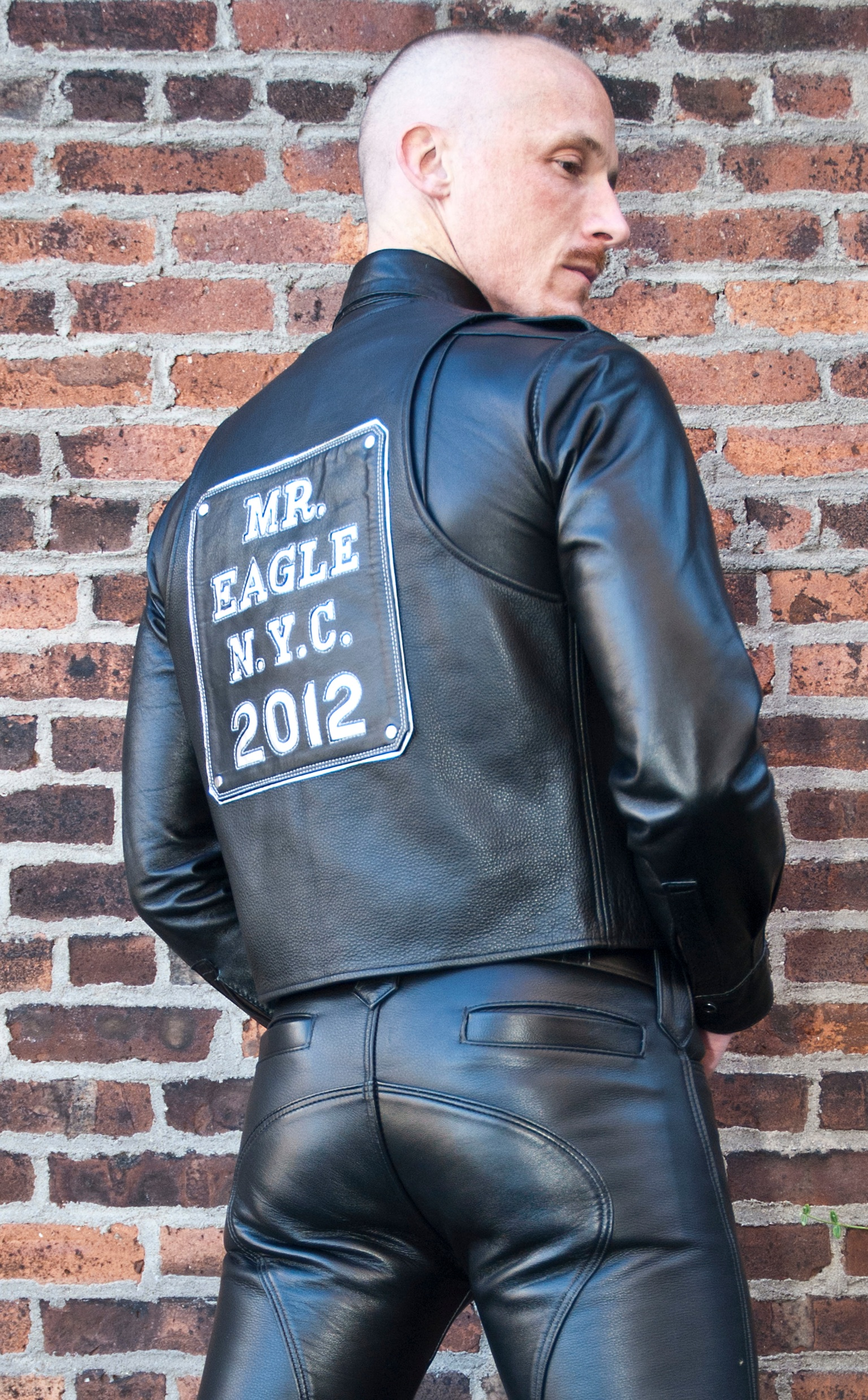 Interviewing Mr Eagle 2012 Scruff And The City